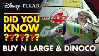 Pixar Did You Know? | Companies in Disney• Pixar Movies