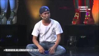 Maharaja Lawak Mega 2013 - Minggu 5 - Persembahan Sepahtu