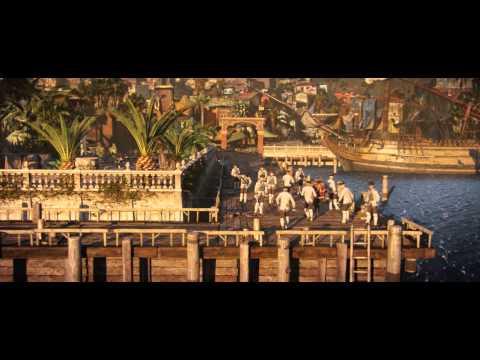 E3 Cinematic Trailer - Assassin's Creed 4 Black Flag [UK] thumbnail