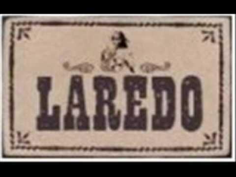 "LAREDO: jet boy blue, cover ""AMERICA"""
