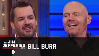 Bill Burr - The World Cup Final & Aging Gracefully - The Jim Jefferies Show