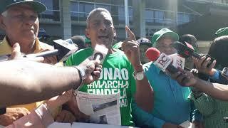 Marcha Verde denuncia corrupción millonaria en Bonao