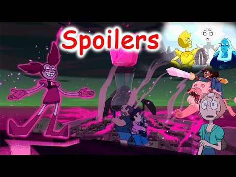Spoilers The Movie: Nueva fusión, Diamantes, etc - Steven Universe
