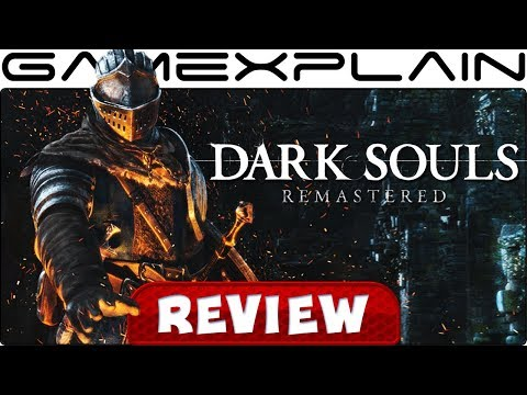 Dark Souls Remastered - REVIEW (Nintendo Switch) - YouTube video thumbnail