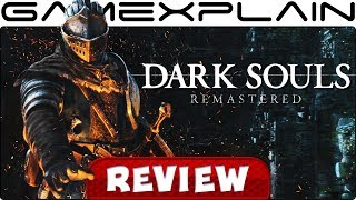 Dark Souls Remastered - REVIEW (Nintendo Switch)