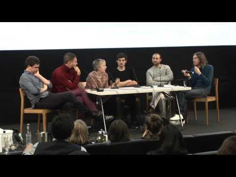 RCA Visual Cultures Lecture Series   ÅYR  Q&A