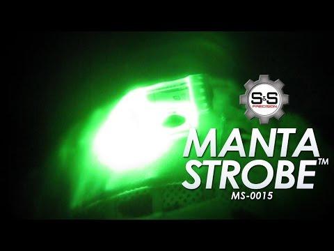 Manta Strobe™ MS-0015