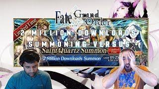 Brynhildr  - (Fate/Grand Order) - Fate Grand Order: Brynhildr Banner Summon Versus!