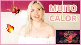 Ozuna & Anitta - Muito Calor ( Video Oficial ) REACTION | A Cup of Entertainment