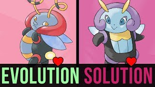 An Evolution Solution: Volbeat or Illumise? (St. Valentine's Day Special)