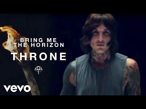 bring me the horizon - throne Download Song Mp3