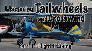 Tailwheels and Crosswind – Part 2