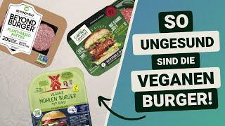 So ungesund sind vegane Ersatzprodukte !