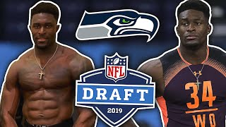 The REAL REASON the Entire NFL Got SCARED and Let DK Metcalf Fall From a Top 10 Draft Pick