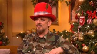 Boy George Bigger Than War The Paul O'Grady Show 2013