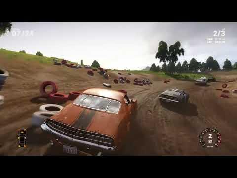 Видео № 1 из игры Wreckfest - Deluxe Edition [PS4]