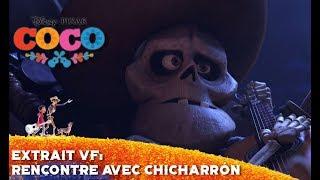 Coco | Extrait VF: Rencontre avec Chicharrón | Disney BE