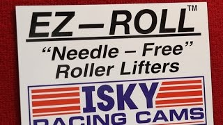 EZ-Roll Lifters From Isky Racing Cams