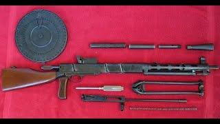 Polish DPM Light Machine Gun Parts Kit Review