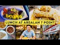 Lunch at Arsalan Restaurant | Park Circus Seven Point | Best Biryanis in Kolkata | Legendary Places