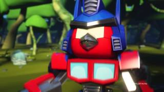 Angry Birds Transformers (Android | iOS) • trailer HD | yourapps.info