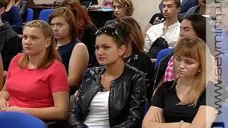"""Видеосюжет ТРК """"Сейм"""" о площадке """"Эффективный нетворкинг"""""""