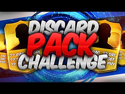 100K PACK DISCARD CHALLENGE FIFA With Josh