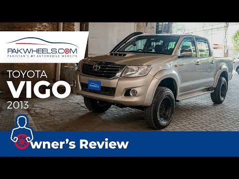 Toyota Hilux Vigo 2013 | Owner's Review | PakWheels