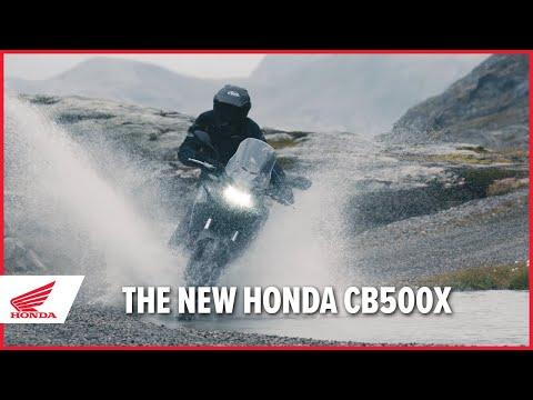 Pub Honda CB500