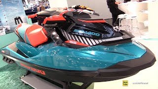 2018 Sea-Doo Wake 155 Personal Watercraft Specs, Reviews, Prices