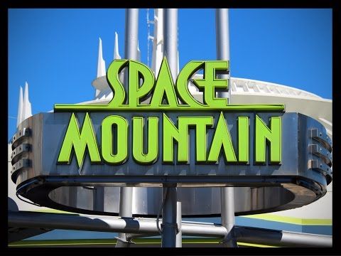 Space Mountain Music Loop - Magic Kingdom - Walt Disney World