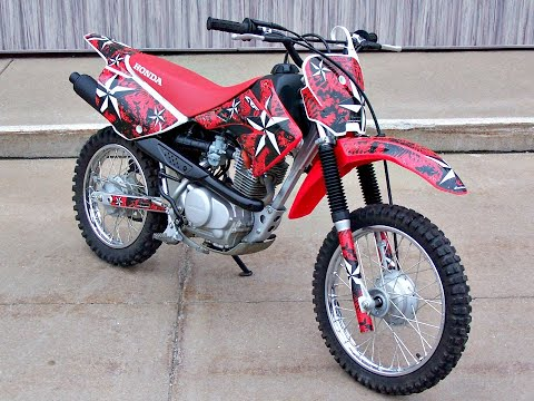 2012 Honda CRF®80F in Erie, Pennsylvania - Video 1