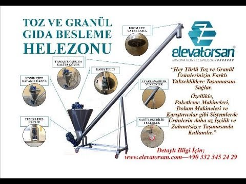 POWDER AND GRANULE FOOD FEEDING HELEZONU