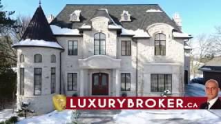 Mansions of LUXURYBROKER.CA - FOR SALE: 50 Denham Drive, Richmond Hill