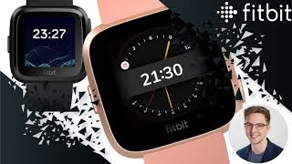 How To Create Clock Faces For Fitbit Versa And Ionic (Fitbit Tutorials)