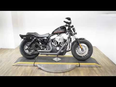 2013 Harley-Davidson Sportster® Forty-Eight® in Wauconda, Illinois - Video 1