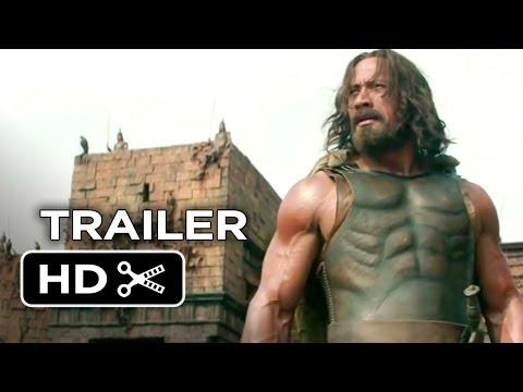 Hercules Official Trailer #2 (2014), ai hóng phim này như mình ko?