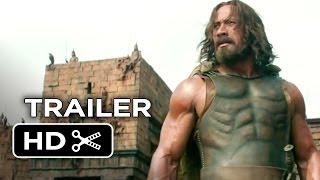 Hercules Official Trailer #2 (2014) - Dwayne Johnson, Ian McShane Movie HD