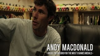 Night of the Disco with Andy Macdonald | MuirSkate Longboard Shop