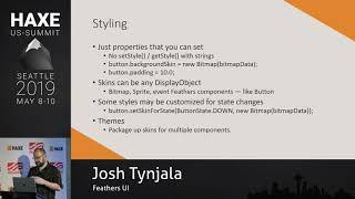 Feathers UI - Josh Tynjala