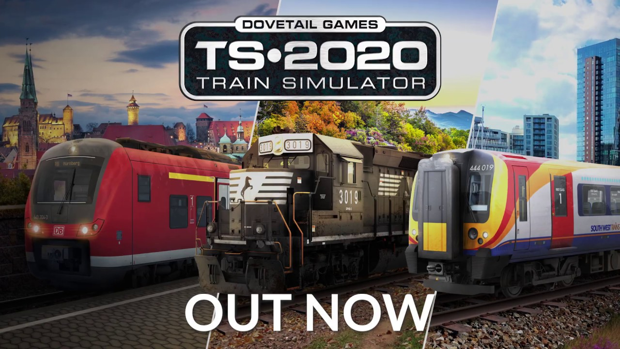 Train Simulator 2020 video 1