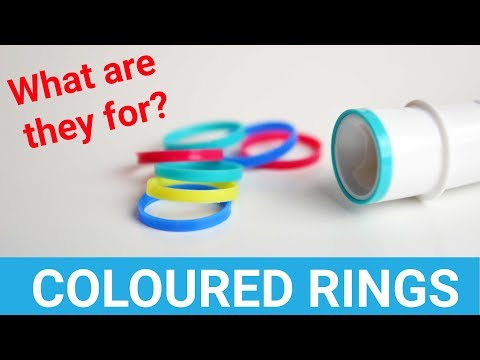 Coloured Rings on Oral-B Toothbrush - What are they for?