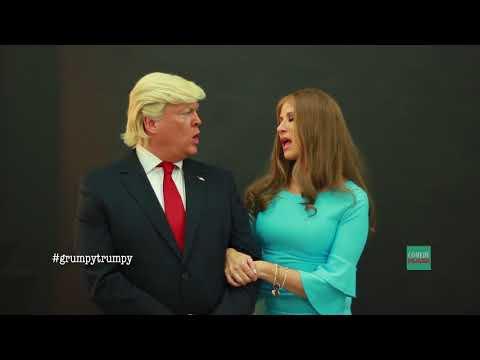 Titel: Donald Melania Trump Congratulate P