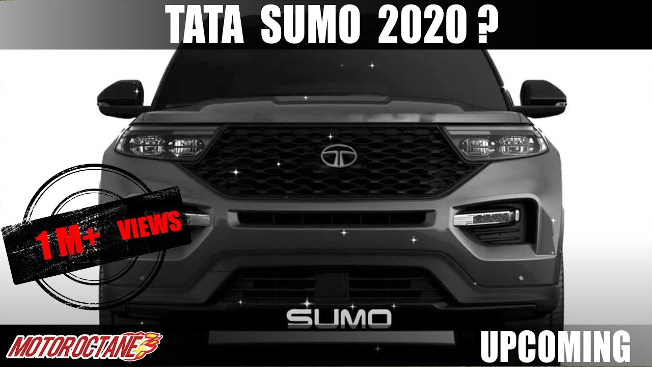 Motoroctane Youtube Video - CAN'T MISS: Tata Sumo 2020 - Coming Soon?