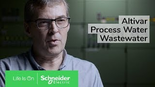 Altivar Process Water Wastewater Success Story