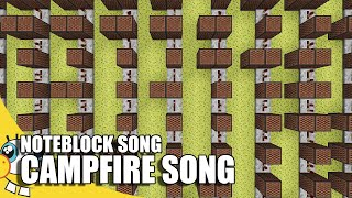 Minecraft: Spongebob Squarepants - Campfire Song Song
