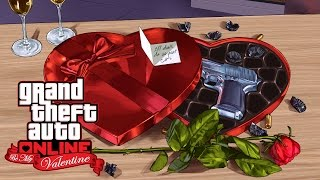 Grand Theft Auto Online: Be My Valentine Trailer