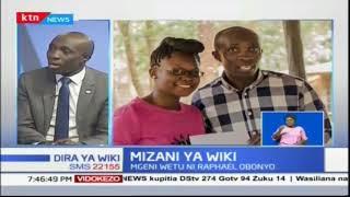 Mizani ya Wiki: Raphael Obonyo, ameanzisha miradi kadhaa ya vijana