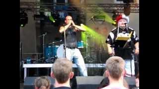 """Kukiz i Piersi - """"Chodź tu miła"""" - 17.06.2012 - """"Powitanie Lata"""" - Raszków"""