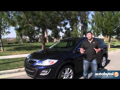2012 Mazda CX-9: Video Road Test and Review